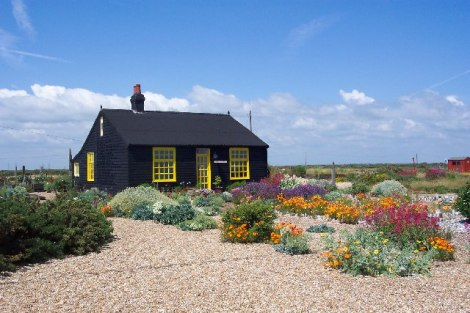 Prospect Cottage in Dungeness.    © Copyright Ron Strutt and   licensed for reuse under this Creative Commons Licence.