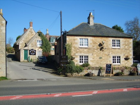 The Noel Arms in Whitwell.    © Copyright Carl Baker and   licensed for reuse under this Creative Commons Licence.