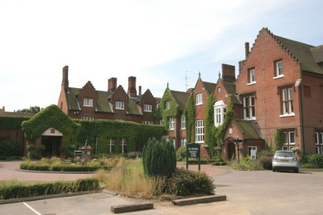Sprowston Hall Hotel