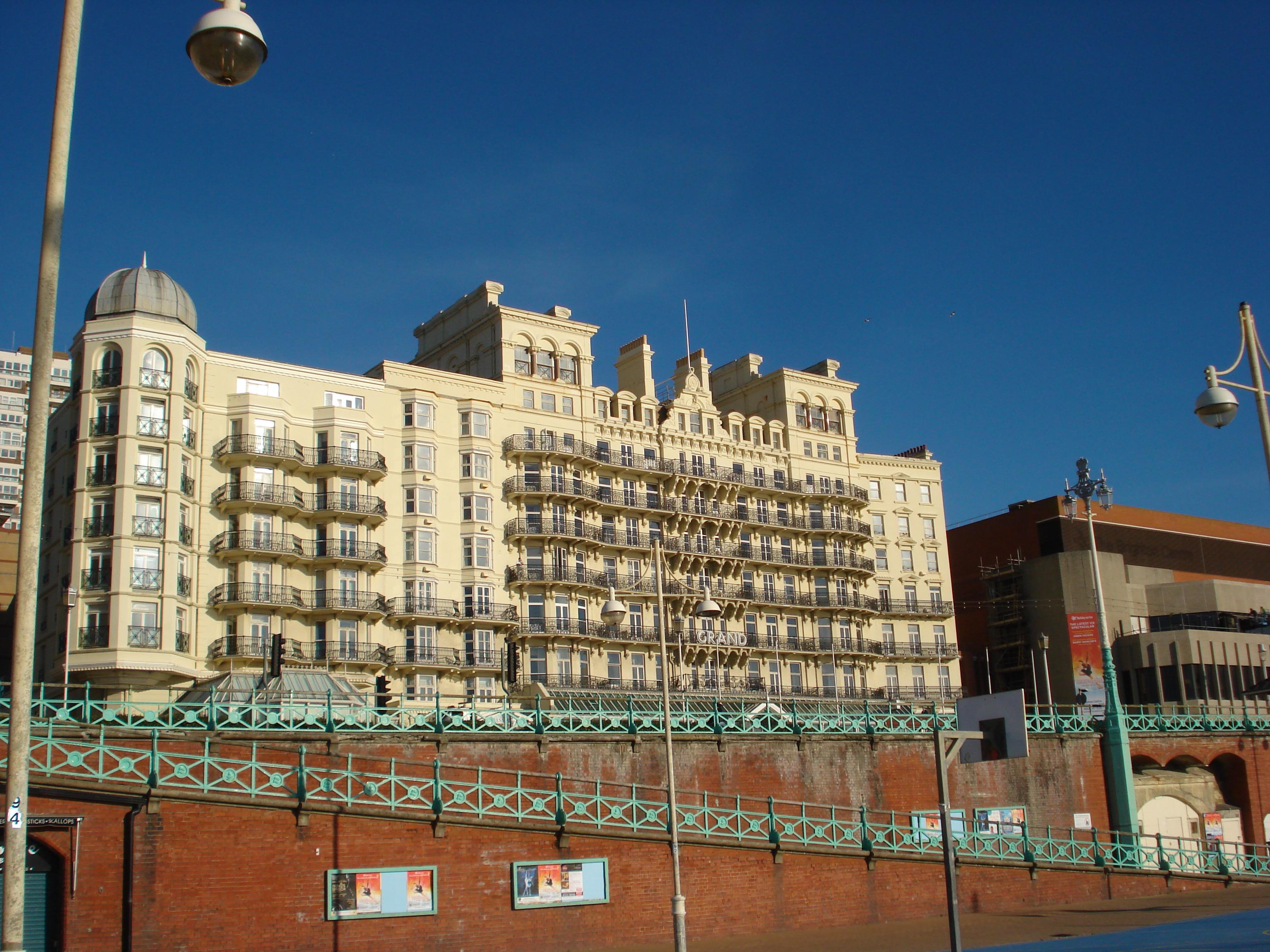 The Grand Hotel Brighton Ingos England Blog