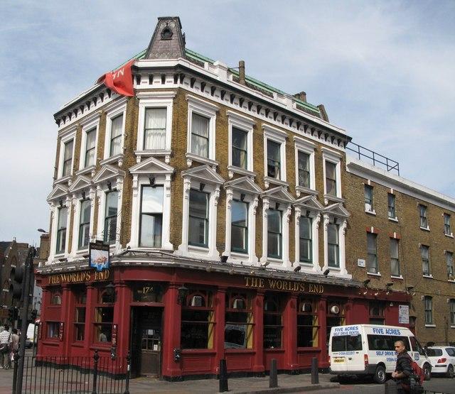 Bow Church London Cafe