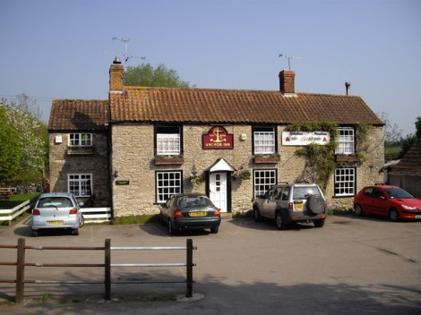 Value Inn of the Year 2013: The Anchor Inn in Oldbury-on-Severn (Gloucestershire).   © Copyright John Lord