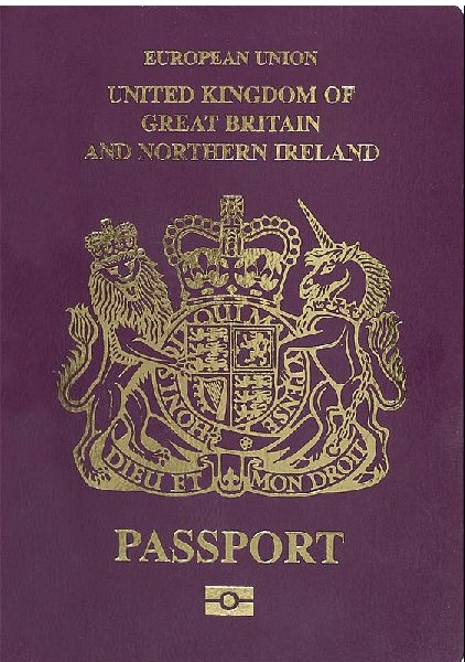 Author: Uk Passport Office