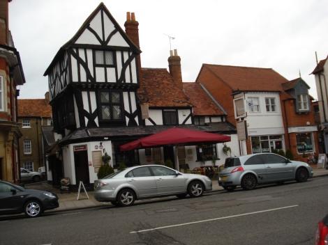 Thame (Oxfordshire).Eigenes Foto.