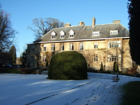 Das Lower Slaughter Manor Country House Hotel.  © Copyright Richard Humphrey