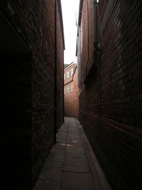 Nether Hornpot Lane.   © Copyright DS Pugh