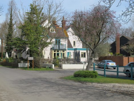 The Spade Oak in Bourne End.   © Copyright David Hawgood