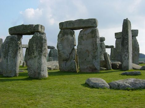 Stonehenge in Wiltshire.this work, release this work into the public domain