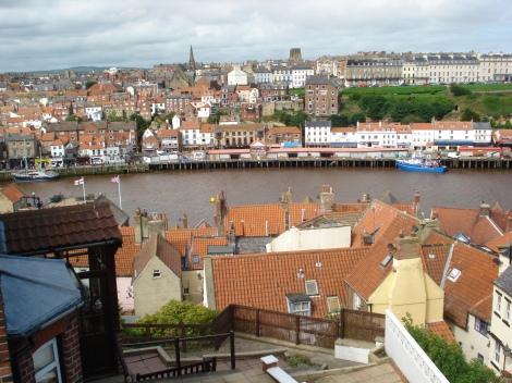 Blick auf meine Lieblingsstadt. Eigenes Foto.