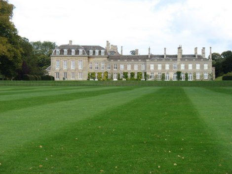 Boughton House, the English Versailles.    © Copyright David Purchase