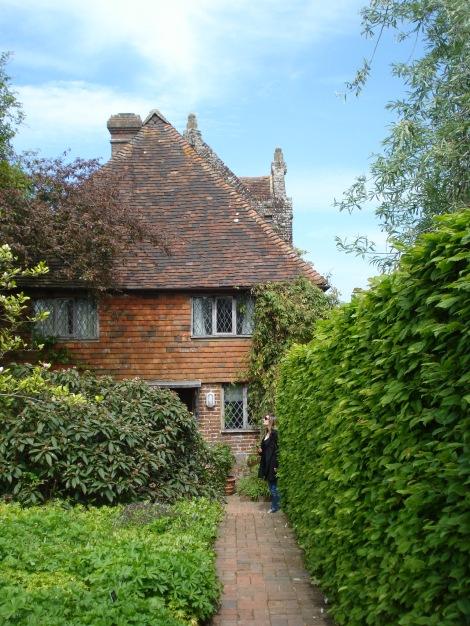 Das South Cottage. Eigenes Foto.