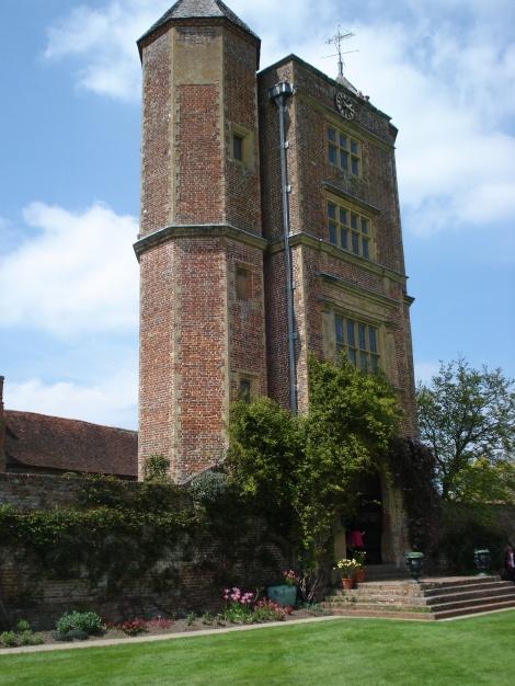 Der Turm. Eigenes Foto.