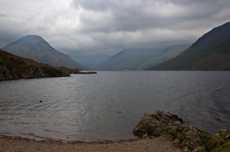 ...und noch einmal der See aus einer anderen Perspektive.   © Copyright Ian Greig