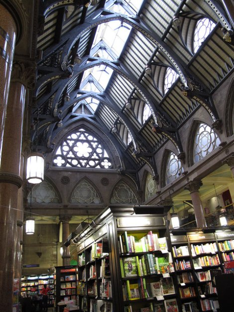 Waterstones in Bradford.    © Copyright Stephen Craven