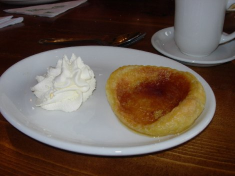 Bakewell Pudding.    © Copyright Val Vannet