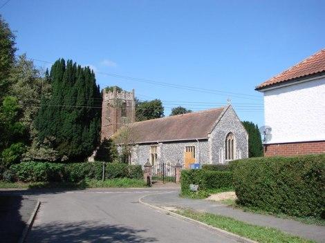 Broadland in Norfolk: Die Region mit den wenigsten Verbrechen im ganzen Land. Hier: St Mary's in Great Plumstead.   © Copyright Adrian S Pye