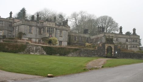 Tissington Hall in Derbyshire.   © Copyright David Lally