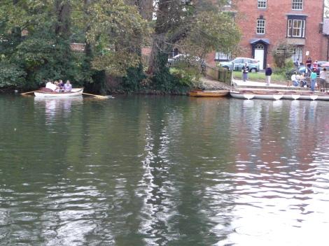 Das idyllische Stratford. Eigenes Foto.