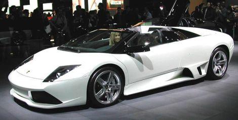So ein Lamborghini Murcielago LP640 steht für den gesamten Aufenthalt zur Verfügung. Dieses Werk wurde von seinem Urheber Ligabo als gemeinfrei veröffentlicht.