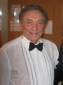Al Martino im Jahr 2005.  This work has been released into the public domain
