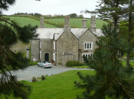 The Old Vicarage in Morwenstow (Cornwall).   © Copyright Humphrey Bolton