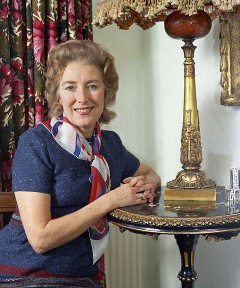 Vera Lynn im Jahr 1973. Author: Allan Warren. This file is licensed under the Creative Commons Attribution-Share Alike 3.0 Unported license.