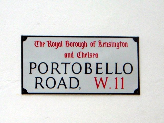 Songs About London – Heute: Die Portobello Road | Ingos England-Blog