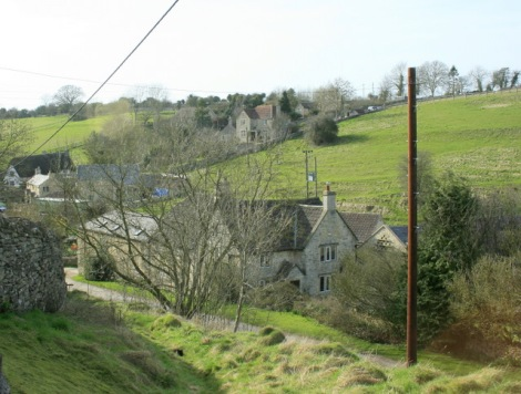 West Kington in Wiltshire.    © Copyright Maurice Pullin and   licensed for reuse under this Creative Commons Licence.