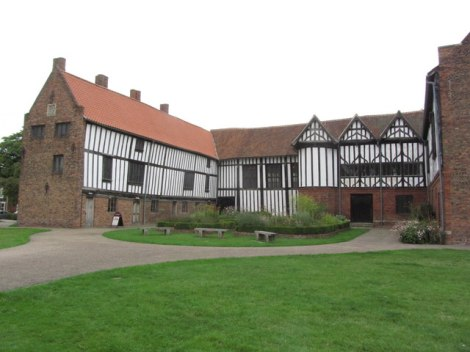 Gainsborough Old Hall.   © Copyright Colin Park and   licensed for reuse under this Creative Commons Licence.