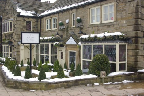 The Box Tree Restaurant in Ilkley.    © Copyright Stephen McKay and   licensed for reuse under this Creative Commons Licence.