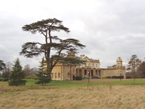 Langley Park House bei Iver in Buckinghamshire.    © Copyright David Hawgood and   licensed for reuse under this Creative Commons Licence.