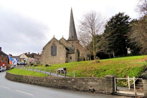 St Mary's in Cleobury Mortimer.    © Copyright Philip Pankhurst and   licensed for reuse under this Creative Commons Licence.