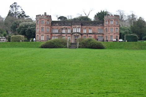 Mount Edgcumbe House.    © Copyright Tony Atkin and   licensed for reuse under this Creative Commons Licence.