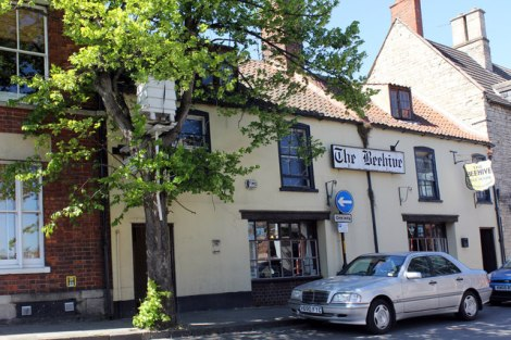 The Beehive in Grantham (Lincolnshire).    © Copyright Jo Turner and   licensed for reuse under this Creative Commons Licence.