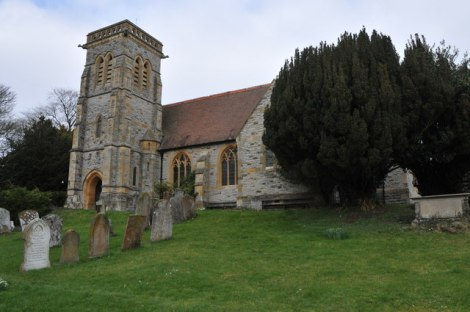 St Peter in Binton (Warwickshire).    © Copyright Philip Halling and   licensed for reuse under this Creative Commons Licence.