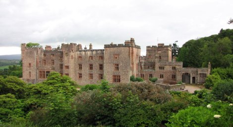 Das Muncaster Castle in Cumbria.   © Copyright David Rogers and licensed for reuse under this Creative Commons Licence.