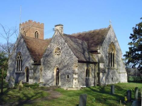 St Michael and All Angels in Boulge (Suffolk).     © Copyright Adrian S Pye and   licensed for reuse under this Creative Commons Licence.