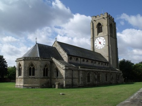 St Michael's in Coningsby (Lincolnshire).    © Copyright J.Hannan-Briggs and   licensed for reuse under this Creative Commons Licence.