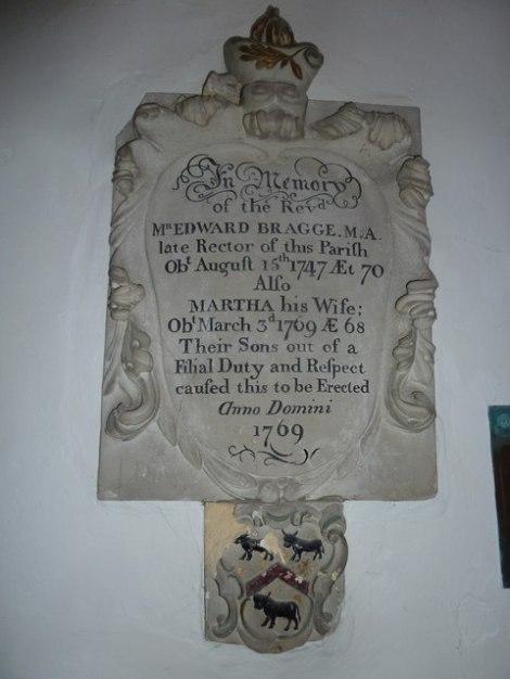 Das Memorial für den ess- und trinkfreudigen Reverend.   © Copyright Basher Eyre and   licensed for reuse under this Creative Commons Licence.