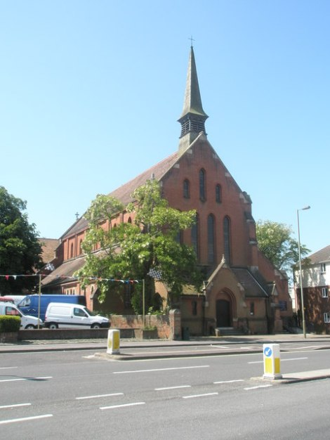 St John the Evangelist in Forton (Hampshire) - Hier gab es auch einmal einen Girl Bishop.    © Copyright Basher Eyre and   licensed for reuse under this Creative Commons Licence.