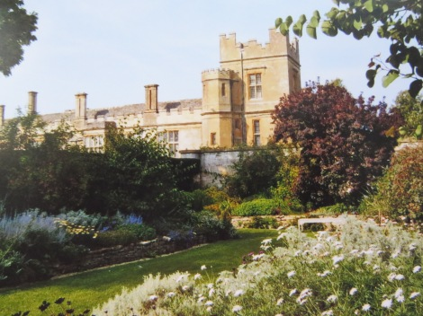 Sudeley Castle. Eigenes Foto.