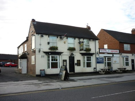 The Drunken Duck in Walsall Wood (West Midlands).    © Copyright Ian S and   licensed for reuse under this Creative Commons Licence.