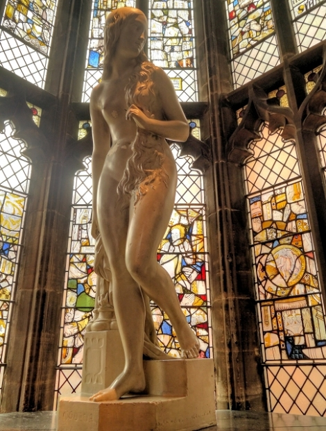...und noch einmal Lady Godiva in der St Mary's Guildhall in Coventry.   © Copyright David Dixon and licensed for reuse under this Creative Commons Licence.