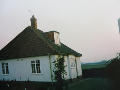 Unser Riverside Cottage auf dem Bolton Grange Estate Eigenes Foto.