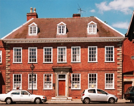 Mason Croft in Straford-on-Avon-    © Copyright Stephen Richards and   licensed for reuse under this Creative Commons Licence.