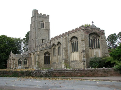 St Gregory's in Sudbury (Suffolk).    © Copyright Evelyn Simak and   licensed for reuse under this Creative Commons Licence.