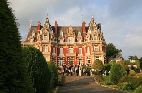 Chateau Impney.    © Copyright Chris Allen and   licensed for reuse under this Creative Commons Licence.