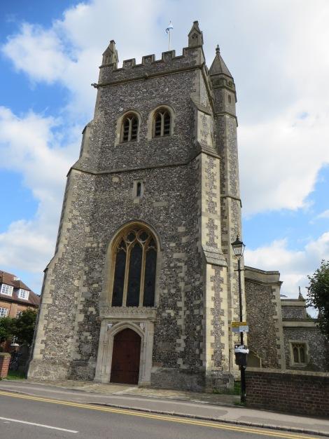 St Mary's. Eigenes Foto.