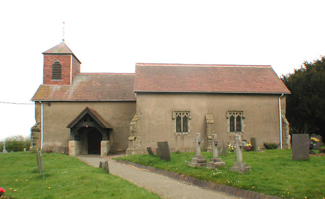 St James the Greater in Dadlington (Leicestershire).   © Copyright John Salmon and   licensed for reuse under this Creative Commons Licence.