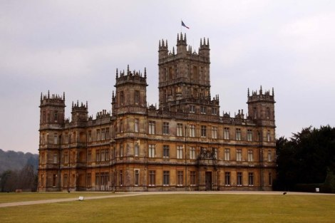 Highclere Castle.    © Copyright Steve Daniels and   licensed for reuse under this Creative Commons Licence.